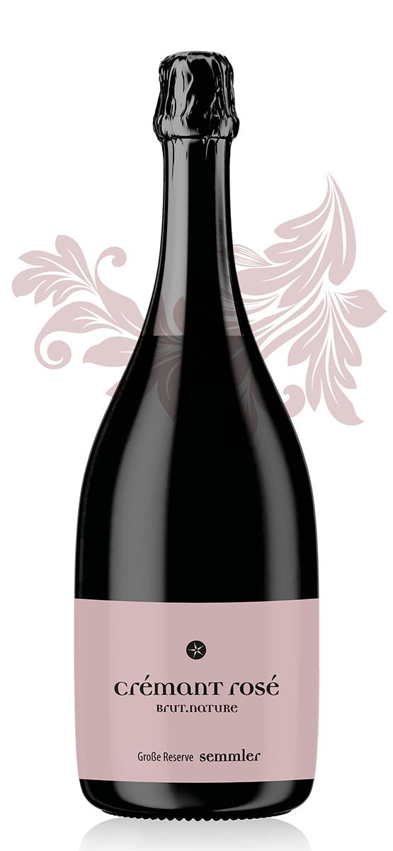Cremant Rosé Pinot Noir